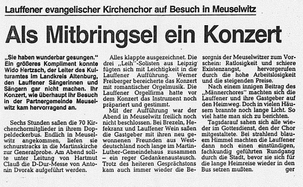 1991 Meuselwitz Presse