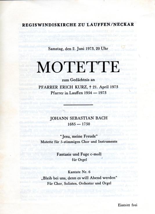 1973-06-02 Motette