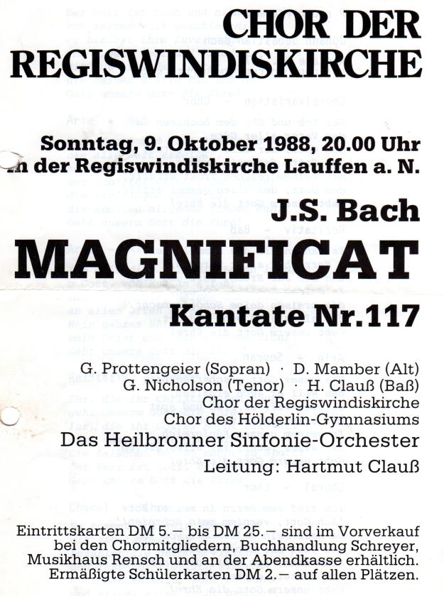 1988-10-09 Magnificat